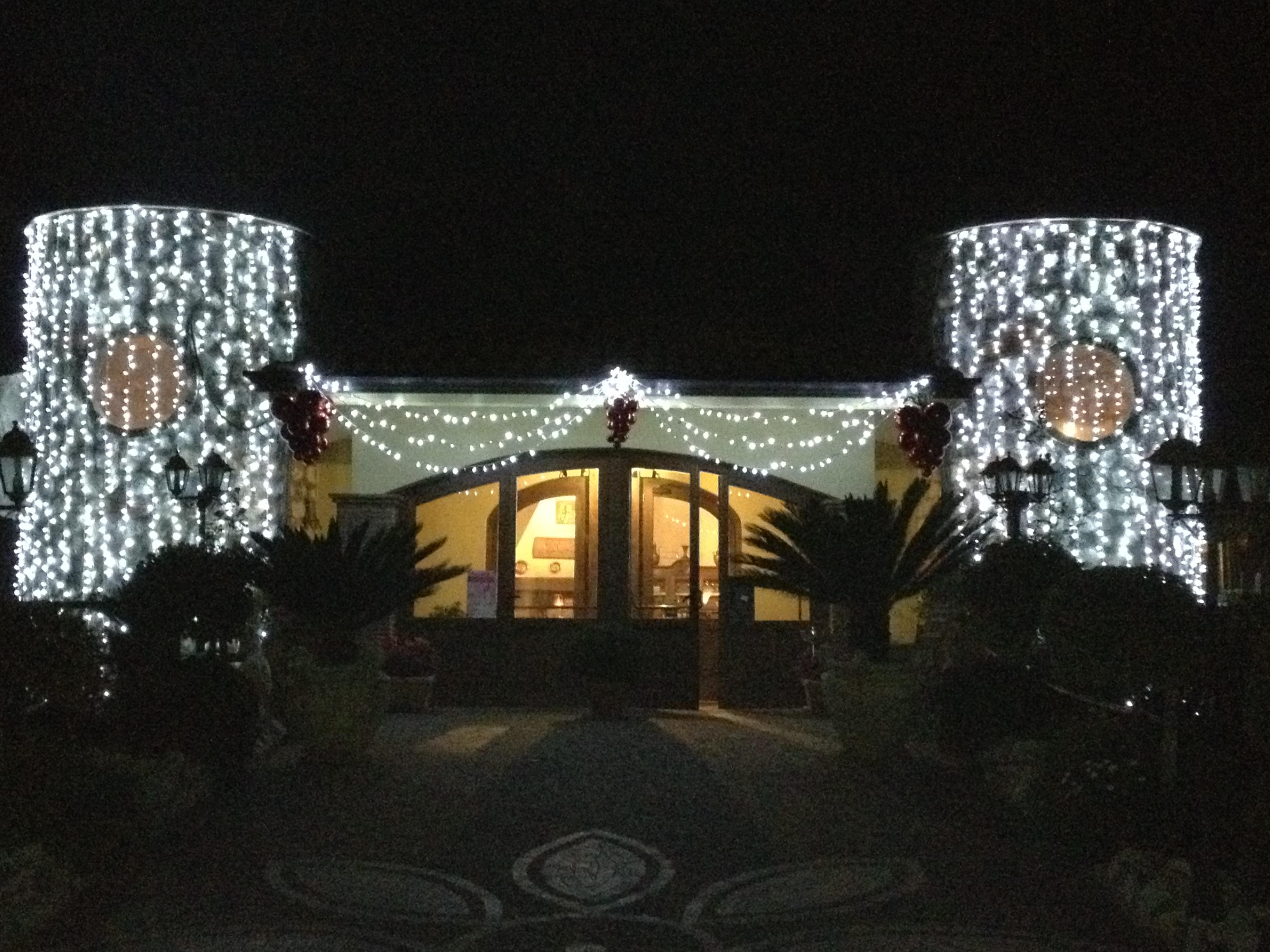 Decorazioni Luminose Natalizie : Scenografie e decorazioni luminose natalizie u2013 allestimentiderrico